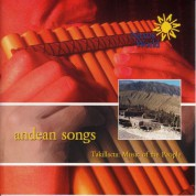 Takillacta: Andean Songs - CD