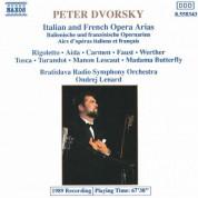 Peter Dvorsky Operatic Recital - CD