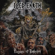 Iced Earth: Plagues Of Babylon - CD