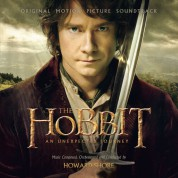 Howard Shore: The Hobbit: An Unexpected Journey (Soundtrack) - CD