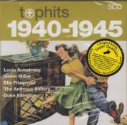Çeşitli Sanatçılar: Top Hits 1940-1945 - CD