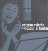 Caterina Valente in London - Plak