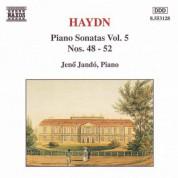 Haydn: Piano Sonatas Nos. 48-52 - CD