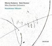 Momo Kodama, Mito Chamber Orchestra: Hosokawa / Mozart - CD
