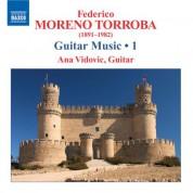 Ana Vidovic: Moreno-Torroba: Guitar Music, Vol. 1 - CD