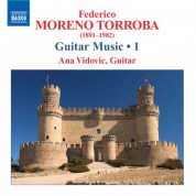 Ana Vidovic: Moreno-Torroba: Guitar Music, Vol. 1 - CD