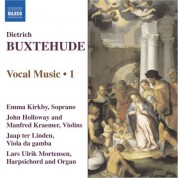 Lars Ulrik Mortensen: Buxtehude: Vocal Music, Vol.  1 - CD