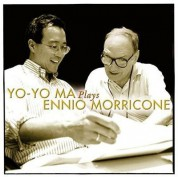 Yo-Yo Ma, Ennio Morricone: Yo-Yo Ma Plays Ennio Morricone (Coloured Vinyl) - Plak