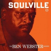 Ben Webster: Soulville - Plak