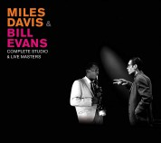 Miles Davis, Bill Evans: Complete Studio & Live Masters + 3 Bonus Tracks! - CD