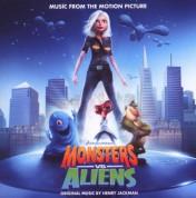 Çeşitli Sanatçılar: OST - Monsters Vs Aliens - CD