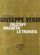 Çeşitli Sanatçılar: Verdi: Opera Exclusive - Falstaff, Macbeth, La Traviata - DVD