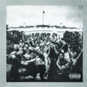 Kendrick Lamar: To Pimp a Butterfly - CD