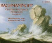 Nikolai Lugansky, Marietta Petkova: Rachmaninov: Études-tableaux Preludes Complete - CD