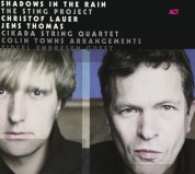 Christof Lauer, Jens Thomas: Shadows In The Rain - CD