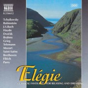 Elegie - Classical Favourites for Relaxing and Dreaming - CD