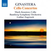 Mark Kosower: Ginastera: Cello Concertos - CD
