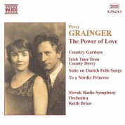 Grainger: Power of Love (The) - CD