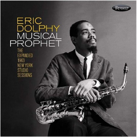 Eric Dolphy: Musical Prophet (Remastered - Limited Numbered Edition) - Plak