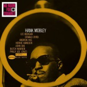 Hank Mobley: No Room For Squares - Plak