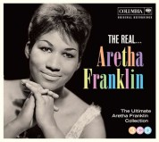 Aretha Franklin: The Real... Aretha Franklin - CD
