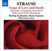 Hedwig Fassbender: Strauss, R.: Songs of Love and Death - CD