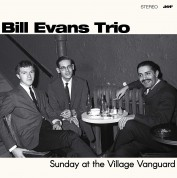 Bill Evans: Sunday At The Village Vanguard - Plak