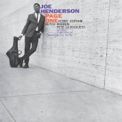 Joe Henderson: Page One - Plak