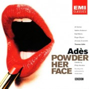Jill Gomez, Valdine Anderson, Almeida Ensemble, Thomas Ades: Ades: Powder her Face - CD