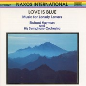 Music for Lonely Lovers - CD