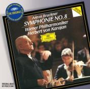 Herbert von Karajan, Wiener Philharmoniker: Bruckner: Symphony No. 8 - CD