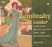Barbara Bonney, Anne Sophie von Otter, Andreas Schmidt, Hans Peter Blochwitz, Cord Garben: Zemlinsky: Lieder - CD