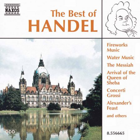 Handel : The Best of Handel - CD