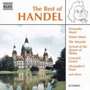 Handel : The Best of Handel - CD