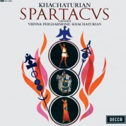 Wiener Philharmoniker, Aram Khatchaturian: Khachaturian: Spartacus, Gayneh - Plak