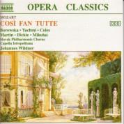 Mozart: Cosi Fan Tutte - CD