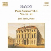 Haydn: Piano Sonatas Nos. 36-41 - CD