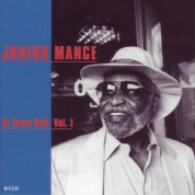 Junior Mance: At Town Hall Vol.1 - CD