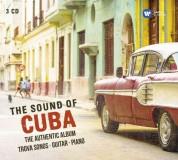 Manuel Barrueco, Kathryn Stott, Çeşitli Sanatçılar: The Sound of Cuba - CD