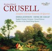 Henk de Graaf, Emma Johnson, Gerard Schwarz, English Chamber Orchestra: Crusell: Complete Clarinet Concertos and Quintets - CD