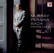 Murray Perahia: Bach: Partitas - CD