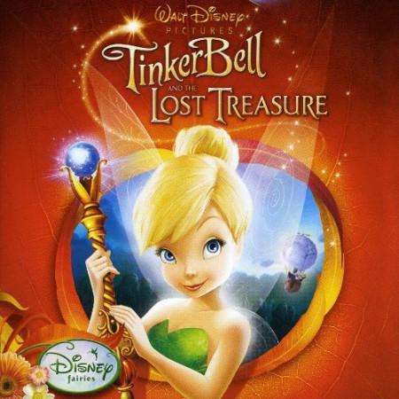 Çeşitli Sanatçılar: OST - Tinker Bell And The Lost Treasure - CD