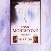 Ennio Morricone: The Mission: Original Soundtrack From The Motion Picture - CD