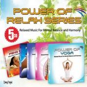 Çeşitli Sanatçılar: Power Of Relax Series - CD