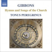 Antony Pitts: Gibbons: Hymnes and Songs of the Church - CD
