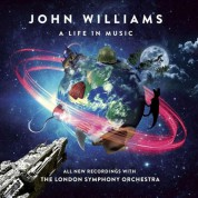 John Williams, London Symphony Orchestra: A Life In Music - CD