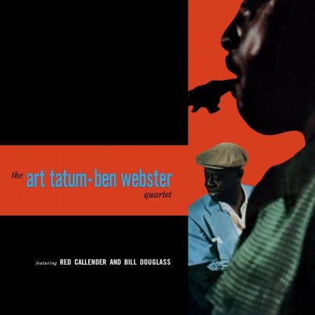 Art Tatum, Ben Webster: Quartet - Plak