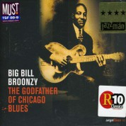 Big Bill Broonzy: The Godfather Of Chicago Blues - CD