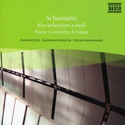 Sequeira Costa: Schumann: Piano Concerto in A Minor / Introduction and Allegro Appassionato - CD