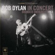Bob Dylan: In Concert - Brandeis University 1963 - Plak
